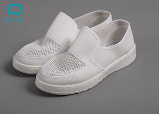 Highly Breathable ESD Work Shoes , ESD Fabric Static Dissipative Shoes