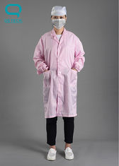 OEM Service Anti Static Workwear Clothing For Static Sensitive Areas