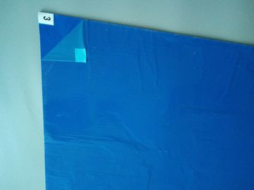 Clean Room Slip-resistant Blue polyethylene Sticky Mats 30Sheets