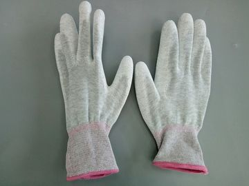 Safe Working Antistatic Glove Palm Coated Esd Electronic Antiskid Gloves Labor