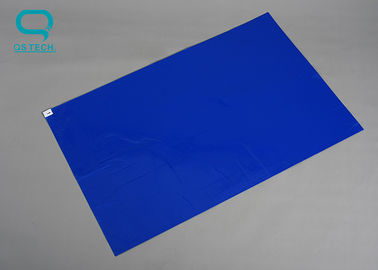 China 24x36 Class 100 Tacky Floor Mat Sticky Mats Use In Cleanroom For Electronics Factory distributor